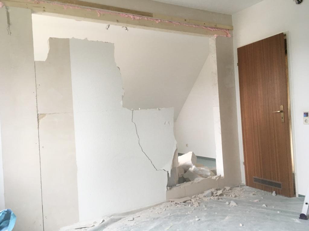 Exquisit Durchbruch Wand Dekoration Von Innenprojekte